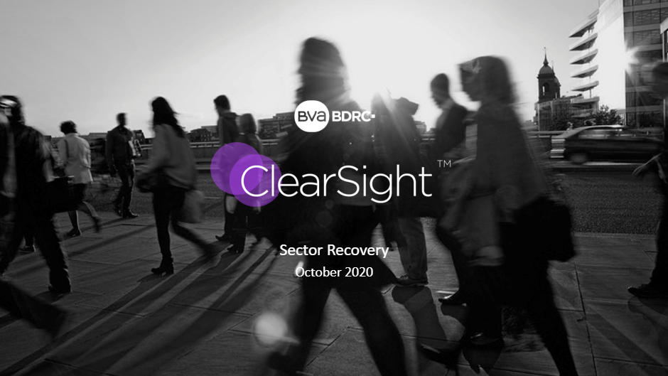 ClearSight on recovery